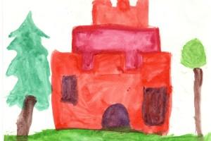 Перегородина Анна, 5 лет