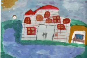 Копосова Олеся, 9 лет