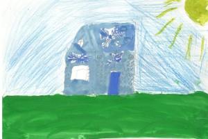 Белослудцева Александра, 9 лет