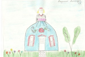 Кокорина Александра, 8 лет