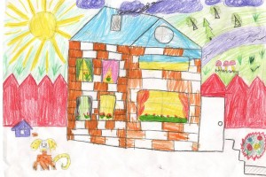 Корелина Дарья, 7 лет