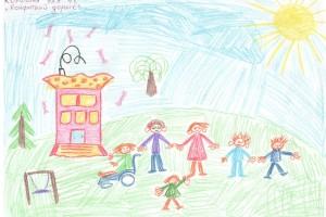 Корепина Анна, 4 года
