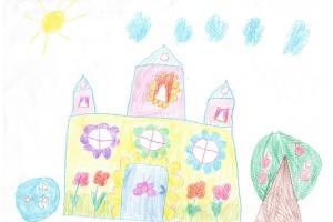 Лазарева Анастасия, 5 лет