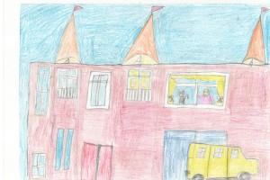 Згеря Альбина, 9 лет